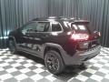 Jeep Cherokee Upland 4x4 Diamond Black Crystal Pearl photo #8