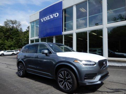 Osmium Gray Metallic 2020 Volvo XC90 T6 AWD Momentum