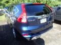 Honda CR-V EX AWD Obsidian Blue Pearl photo #2