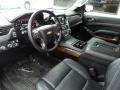 Chevrolet Tahoe LTZ 4WD Black photo #7