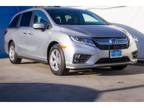 Lunar Silver Metallic 2019 Honda Odyssey EX