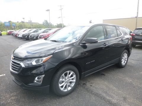 Mosaic Black Metallic 2019 Chevrolet Equinox LT