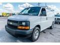 Chevrolet Express 2500 Work Van Summit White photo #8
