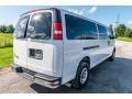 Chevrolet Express LT 3500 Passenger Van Summit White photo #4