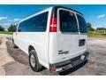 Chevrolet Express LT 3500 Passenger Van Summit White photo #6
