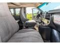Chevrolet Express LT 3500 Passenger Van Summit White photo #30