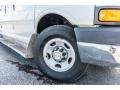 Chevrolet Express LT 3500 Extended Passenger Van Summit White photo #2