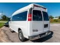 Chevrolet Express LT 3500 Extended Passenger Van Summit White photo #6