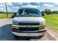 Chevrolet Express LT 3500 Extended Passenger Van Summit White photo #9