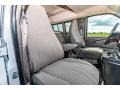 Chevrolet Express LT 3500 Extended Passenger Van Summit White photo #25