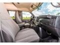 Chevrolet Express LT 3500 Extended Passenger Van Summit White photo #26
