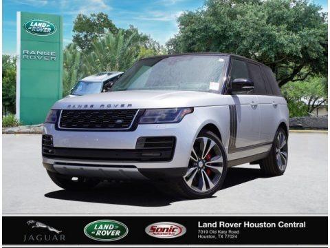 Aruba Metallic 2020 Land Rover Range Rover SV Autobiography