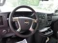 Chevrolet Express 2500 Cargo Extended WT Summit White photo #19