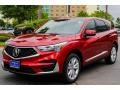 Acura RDX FWD Performance Red Pearl photo #2