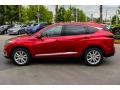 Acura RDX FWD Performance Red Pearl photo #3