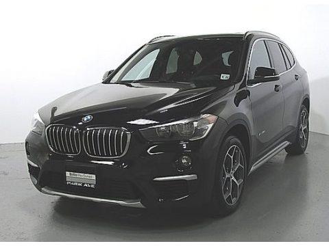 Jet Black 2017 BMW X1 xDrive28i
