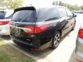 Honda Odyssey Touring Crystal Black Pearl photo #4