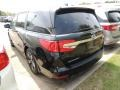 Honda Odyssey Touring Crystal Black Pearl photo #6