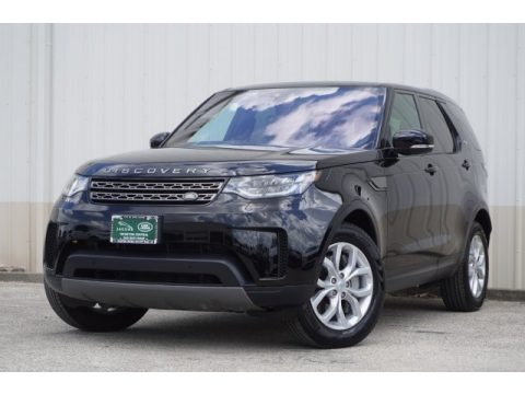 Narvik Black 2019 Land Rover Discovery SE