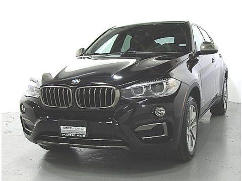 Jet Black 2019 BMW X6 sDrive35i