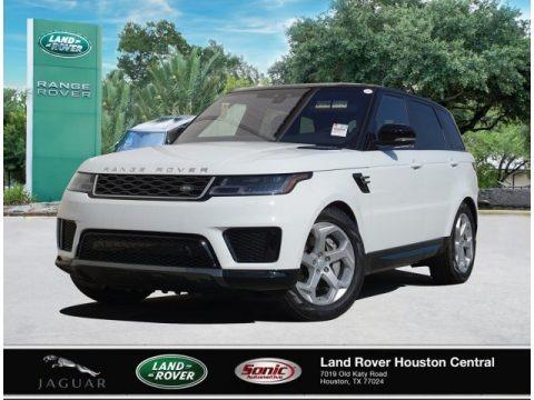 Fuji White 2020 Land Rover Range Rover Sport HSE