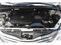 Toyota Sienna XLE AWD Super White photo #30