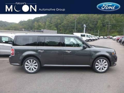 Magnetic 2019 Ford Flex SEL AWD