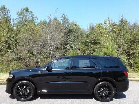 DB Black 2020 Dodge Durango GT