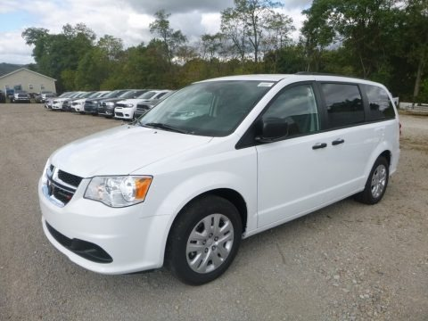 White Knuckle 2019 Dodge Grand Caravan SE