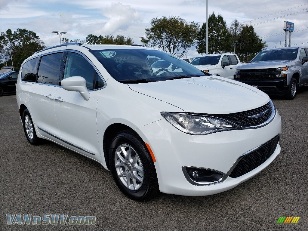 2020 Pacifica Touring L - Bright White / Alloy/Black photo #1