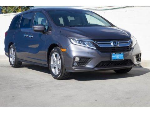 Modern Steel Metallic 2020 Honda Odyssey EX