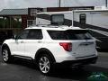 Ford Explorer Platinum 4WD Star White Metallic Tri-Coat photo #3