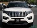 Ford Explorer Platinum 4WD Star White Metallic Tri-Coat photo #4