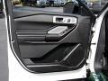 Ford Explorer Platinum 4WD Star White Metallic Tri-Coat photo #10