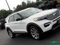 Ford Explorer Platinum 4WD Star White Metallic Tri-Coat photo #32