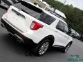 Ford Explorer Platinum 4WD Star White Metallic Tri-Coat photo #33