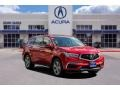 Acura MDX  Performance Red Pearl photo #1