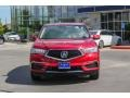 Acura MDX  Performance Red Pearl photo #2