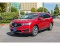 Acura MDX  Performance Red Pearl photo #3