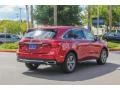 Acura MDX  Performance Red Pearl photo #7