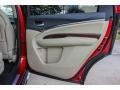 Acura MDX  Performance Red Pearl photo #22