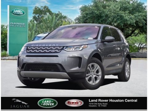 Eiger Gray Metallic 2020 Land Rover Discovery Sport S