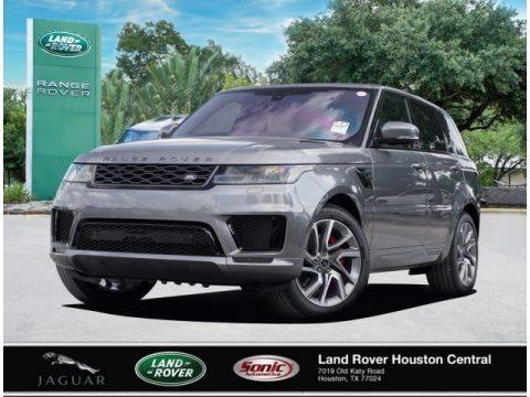 Eiger Gray Metallic 2020 Land Rover Range Rover Sport HSE Dynamic