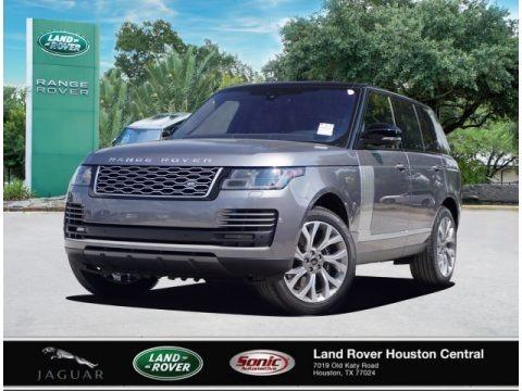 Eiger Gray Metallic 2020 Land Rover Range Rover HSE