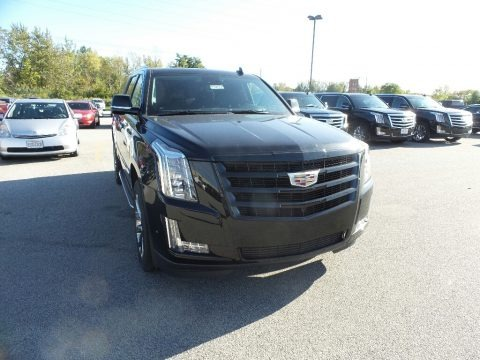 Black Raven 2020 Cadillac Escalade ESV Luxury 4WD