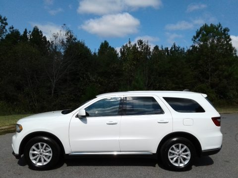 White Knuckle 2020 Dodge Durango SXT