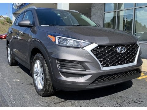 Magnetic Force Metallic 2020 Hyundai Tucson Value AWD