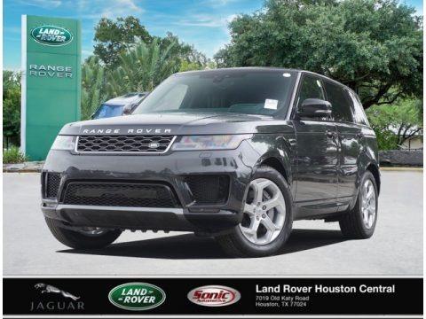 Carpathian Gray Premium Metallic 2020 Land Rover Range Rover Sport HSE