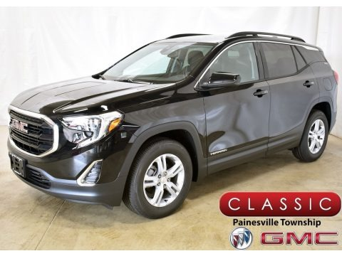 Ebony Twilight Metallic 2020 GMC Terrain SLE