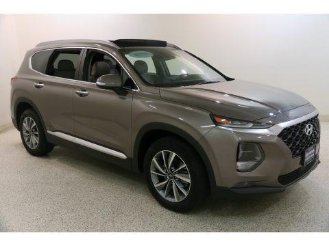 Earthy Bronze 2019 Hyundai Santa Fe Ultimate AWD